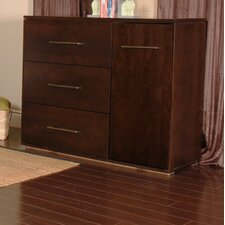 <strong>Kidz Decoeur</strong> York 3 Drawer Gentlemen's Chest