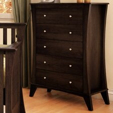 Long Beach 5 Drawer Chest