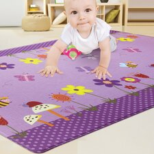 Garden Delight Reversible Kids Playmat