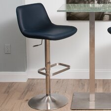 Dixon Adjustable Height Swivel Bar Stool
