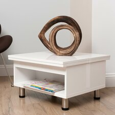 <strong>Matrix</strong> Juno White Functional Multi-Shape Coffee Table