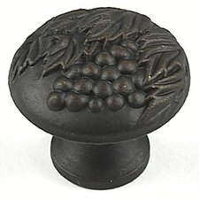 "Vineyard 1.375"" Round Knob"