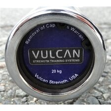 <strong>Vulcan Strength Training Systems</strong> Elite Men's 44-lb Training Bearing Bar