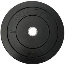 <strong>Vulcan Strength Training Systems</strong> Bumper Plate (Set of 2)