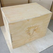<strong>Vulcan Strength Training Systems</strong> 3-in-1 Plyo Box