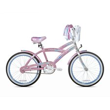 "Girl's 20"" Peppermint Bike"