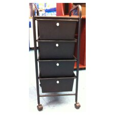 Storage Unit with 4 Drawers