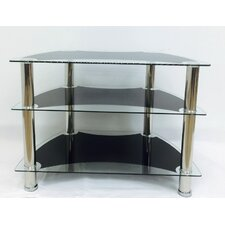 "Glass 31"" TV Stand"