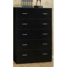 5 Drawer Jumbo Chest