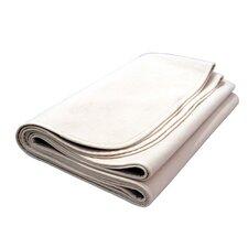 Flannelette Organic Crib Mattress Protector Pad