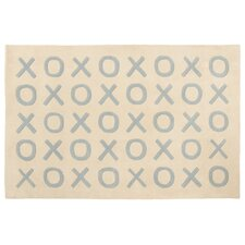 XOXO Blue Kids Rug