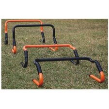<strong>Trigon Sports</strong> Multi-Height Agility Hurdles (Set of 4)
