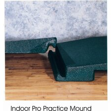 "10"" Two Piece Indoor Practice Mound"