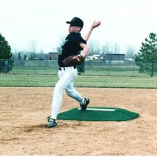 Portable Game Mound with Turf