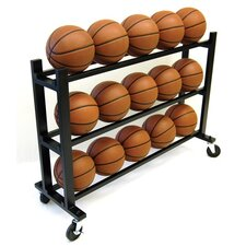 "35"" 3 Tier Ball Cart"