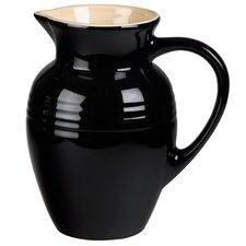 Stoneware 2-qt. Pitcher