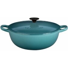 <strong>Le Creuset</strong> Cast Iron Stock Pot with Lid