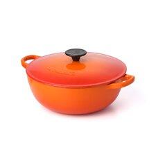 Cast Iron Soup Pot with Lid