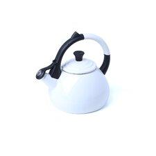Enamel On Steel 1.9 Qt. Oolong Tea Kettle