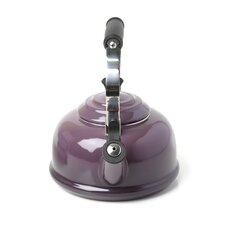 Enamel On Steel 1.8 Qt. Classic Whistling Tea Kettle