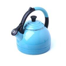 Enamel On Steel 1.7 Qt. Peruh Tea Kettle Set