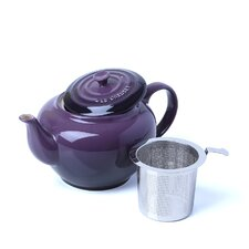 Stoneware Teapot with Infuser