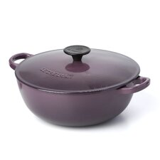 Cast Iron Soup Pot with Lid