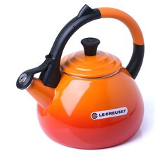 Enamel On Steel 1.9 Qt. Oolong Tea Kettle