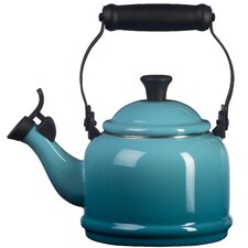 <strong>Le Creuset</strong> 1.25-qt.  Demi Tea Kettle