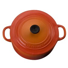 <strong>Le Creuset</strong> Cast Iron Round French Oven Magnet