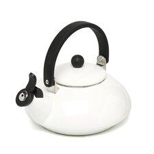 Enamel On Steel 1.6 Qt. Zen Tea Kettle