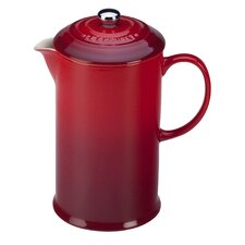 <strong>Le Creuset</strong> Stoneware 27 oz. French Press