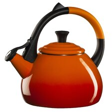 Enamel On Steel 1.9-qt. Oolong Tea Kettle