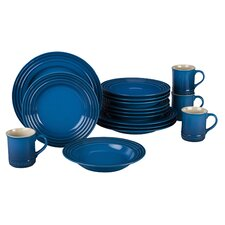 Stoneware 16-Piece Dinnerware Set