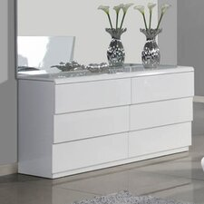Nelly 6 Drawer Dresser