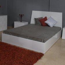 Wave Twin Platform Bed