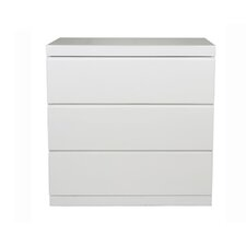 Anna 3 Drawer Single Dresser