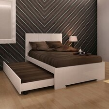 Anna Twin Storage Panel Bed