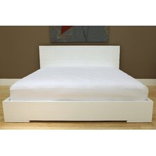 <strong>Whiteline Imports</strong> Anna Twin Platform Bed