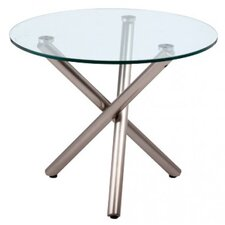 <strong>Whiteline Imports</strong> Lux Side Table