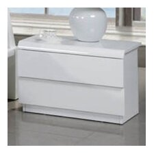 Nelly 2 Drawer Nightstand