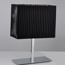 "Dora 19"" H Table Lamp with Rectangle Shade"