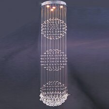 Linda Crystal Pendant Lamp