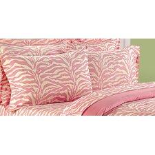 Wild Life Zebra Standard Pillow Case (Set of 4)