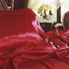 Charmeuse 230 Thread Count II Satin Sheet Set