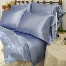 Charmeuse II 230 Thread Count Satin Sheet Set