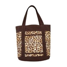 Congo Leopard Fashion Tote Bag