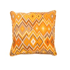 <strong>Laurie Bell</strong> Siesta Sunset Polyester Indoor/Outdoor Pillow