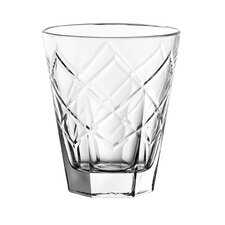 Marquise Double Old Fashioned Tumbler (Set of 6)
