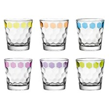Antibes Old Fashioned Glass (Set of 6)